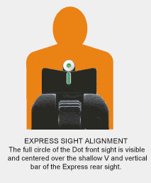 XS Express 24/7 Sight